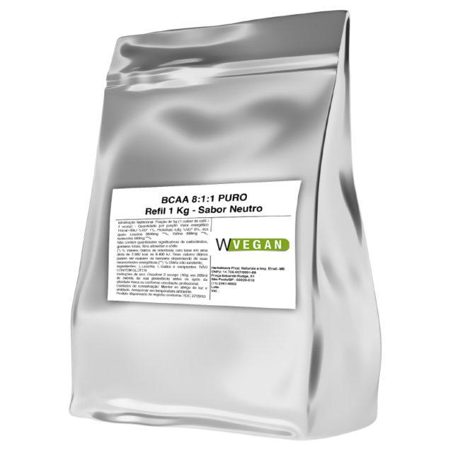 BCAA Vegan 1kg