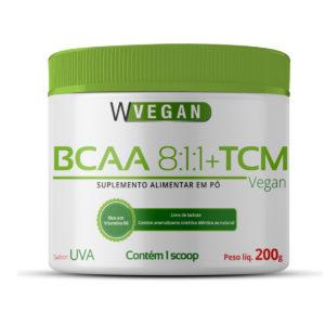 BCAA + TCM 200g