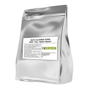 Beta Alanina Vegan 1Kg