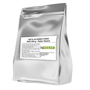 Beta Alanina Vegan 200g