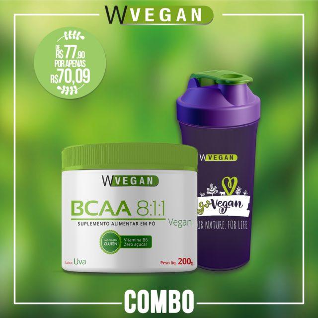 COMBO BCAA 200g WVegan