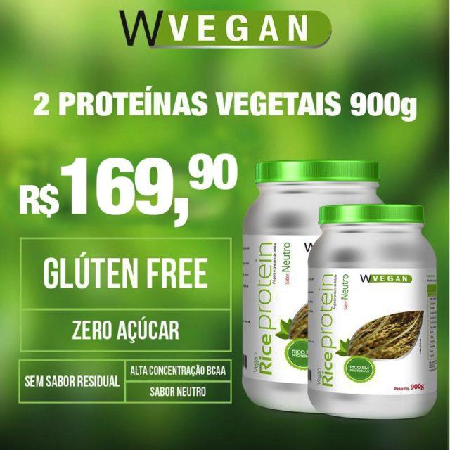 2 Rice Protein 900g