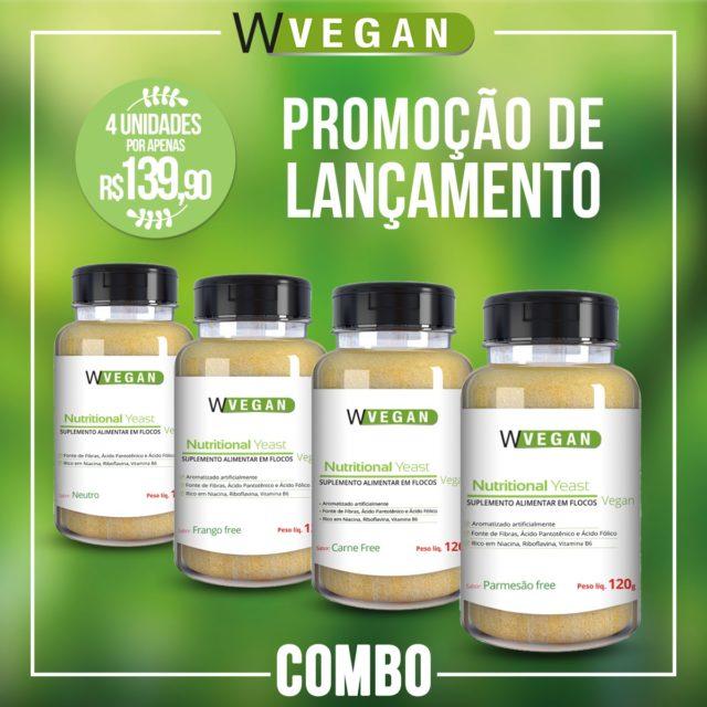 Combo 4 Nutritional Yeast