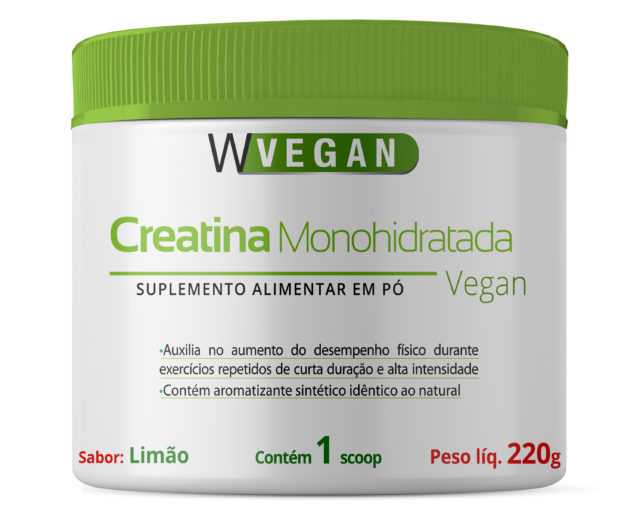 Creatina Vegan 220g