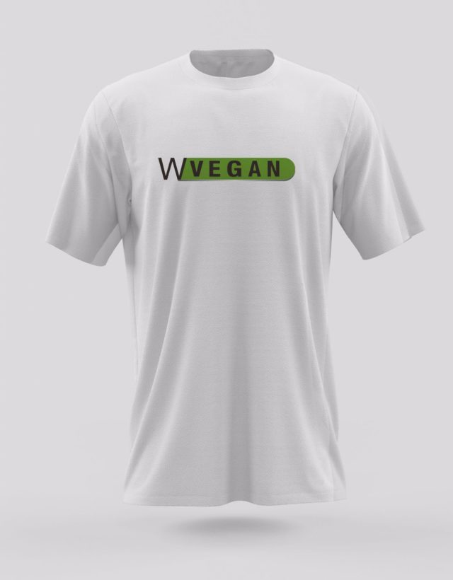 Camiseta GoVegan Poliester
