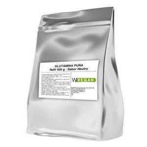 Glutamina Vegan 500g