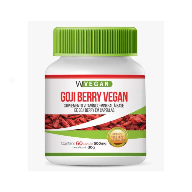 Goji Berry 500mg 60