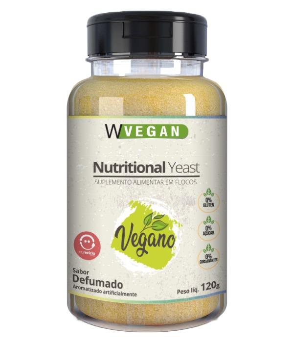 nutritional yeast defumado