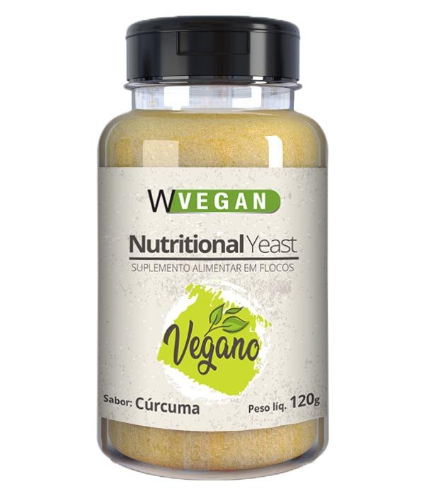 Nutritional Yeast Cúrcuma