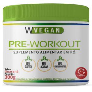 Pre-Workout Pré Treino