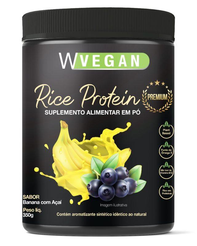 Rice Protein Premium 350g