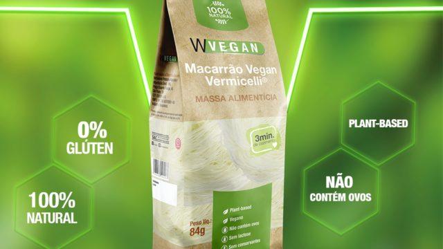 Macarrão Vegan Vermicelli