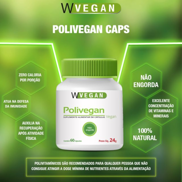 Polivegan Polivitaminico