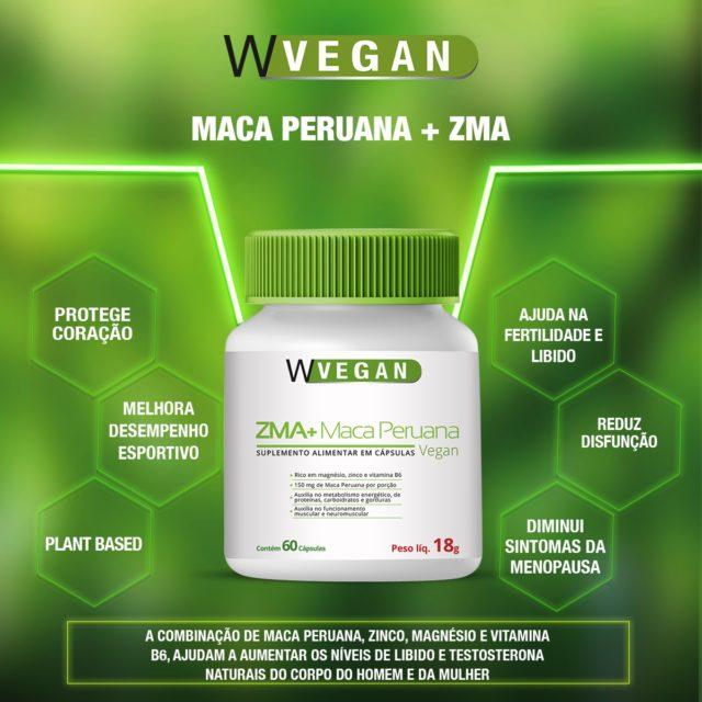 ZMA + Maca Peruana