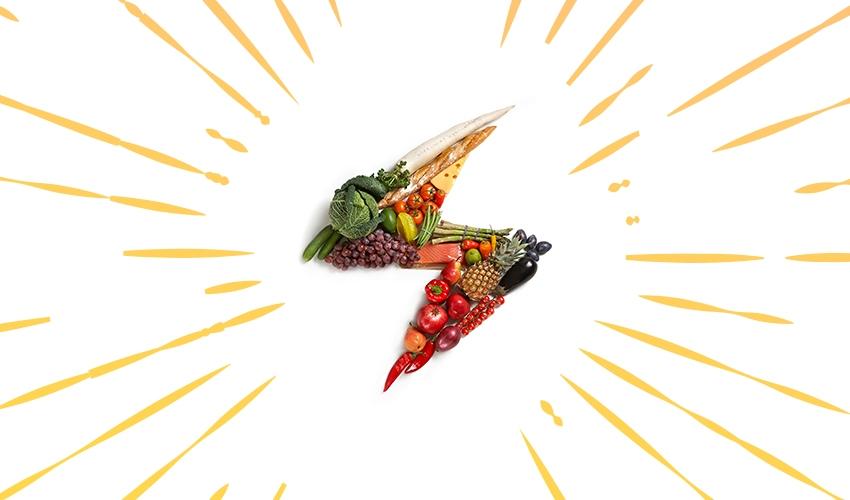 A Energia dos Alimentos