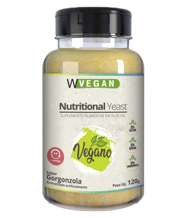 Nutritional Yeast Gorgonzola