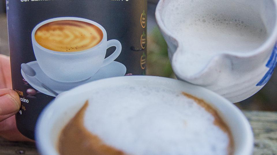 Cappuccino Proteico WVegan