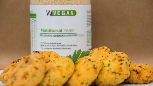NUGGETS DE TOFU COM NUTRITIONAL YEAST SABOR FRANGO FREE