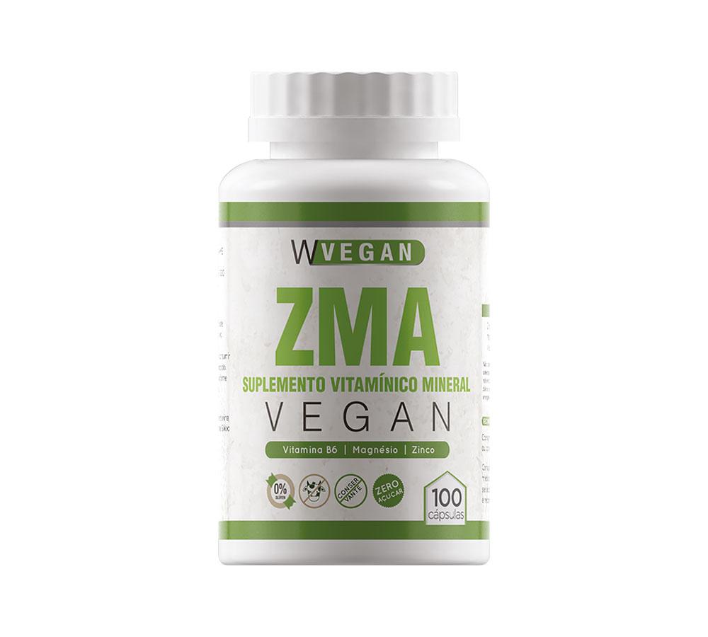 ZMA 100 Capsulas
